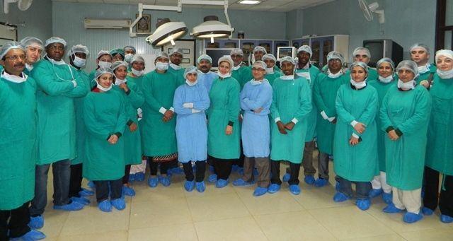 Laparoscopic Surgery Training at World Laparoscopy Hospital