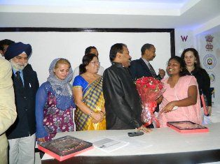 Certification ceremony of 142nd batch of Training Course March 2012.