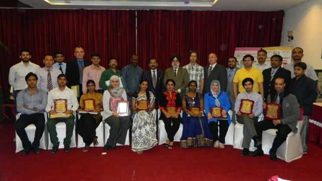 Certification ceremony of183 batch of Fellowship and Diploma in Minimal Access Surgery, March 2014