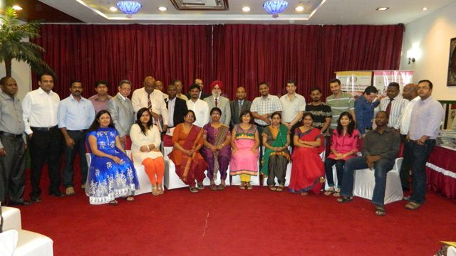 Certification ceremony of 187 batch of Fellowship and Diploma in Minimal Access Surgery, May 2014