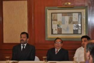 Certification ceremony of 138th batch of Training Course November 2011