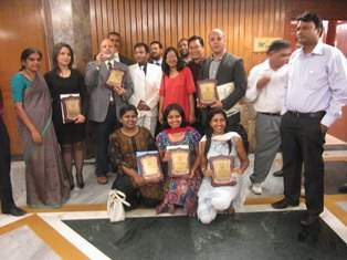 Certification ceremony of 137th batch of Training Course October 2011