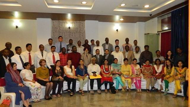 FELLOWSHIP IN MINIMAL ACCESS SURGERY BATCH OCTOBER 2013