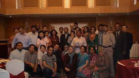 World Laparoscopy Hospital Fellowship batch October 2010