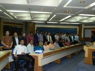 Certification ceremony of 133rd batch of Training Course June 2011