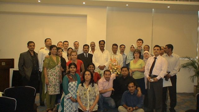 Mr. Vijendra Khari, Vice-Chairman of labour Advisory board was the chief guest of certification ceremony of laparoscopic surgeons and gynaecologists, batch June 2010