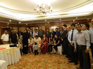 Certification ceremony of 136th batch of Training Course September 2011