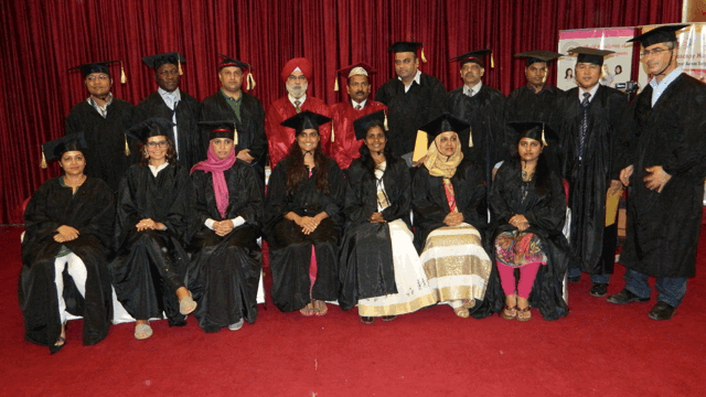 DIPLOMA IN MINIMAL ACCESS SURGERY BATCH SEPTEMBER 2014