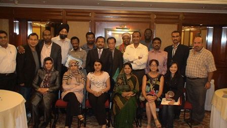 Certification ceremony of 124th batch of Training Course on September 2010