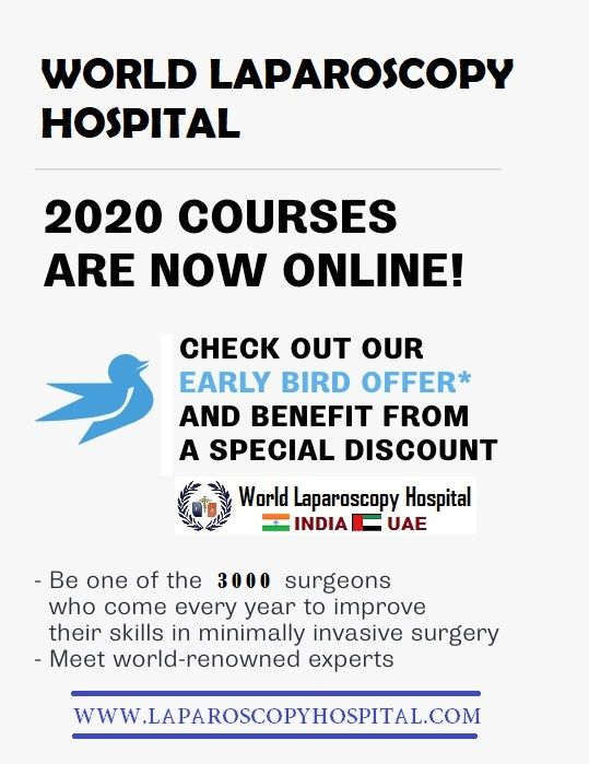 Online Courses of World Laparoscopy Hospital