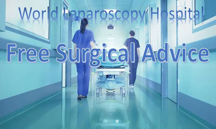 Online Free Medical Advice - Laparoscopic Advice to Patient