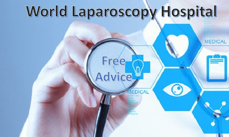 Online Free Medical Advice - Laparoscopic Advice to Patient