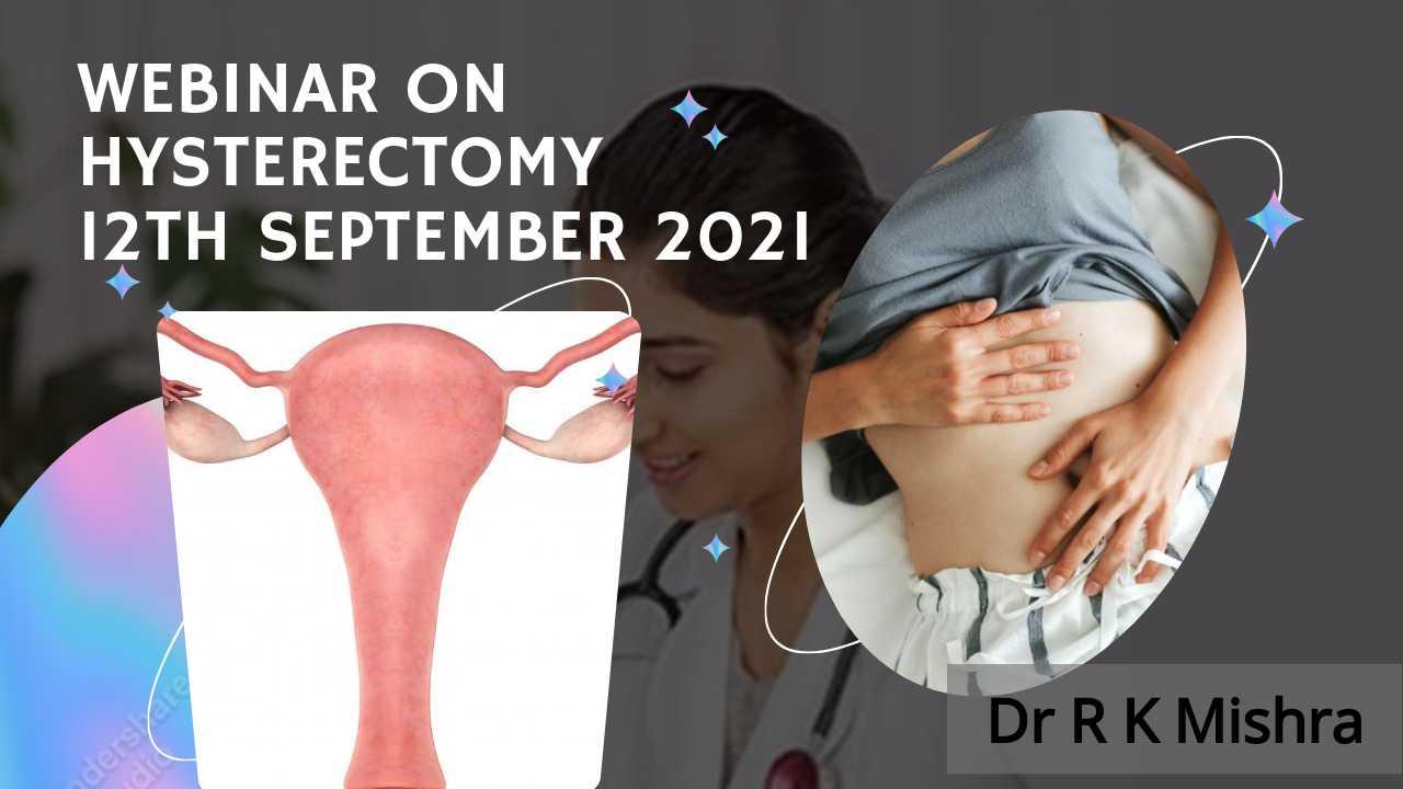 Webinar on Total Laparoscopic Hysterectomy