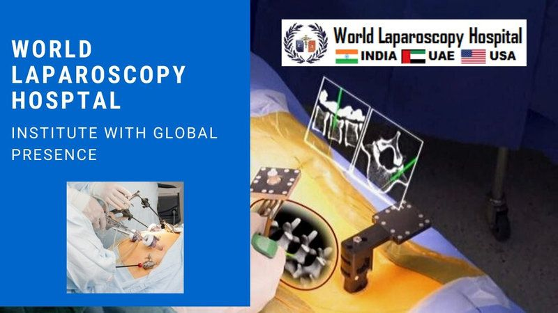 Laparoscopic Training Institute with Global Presence