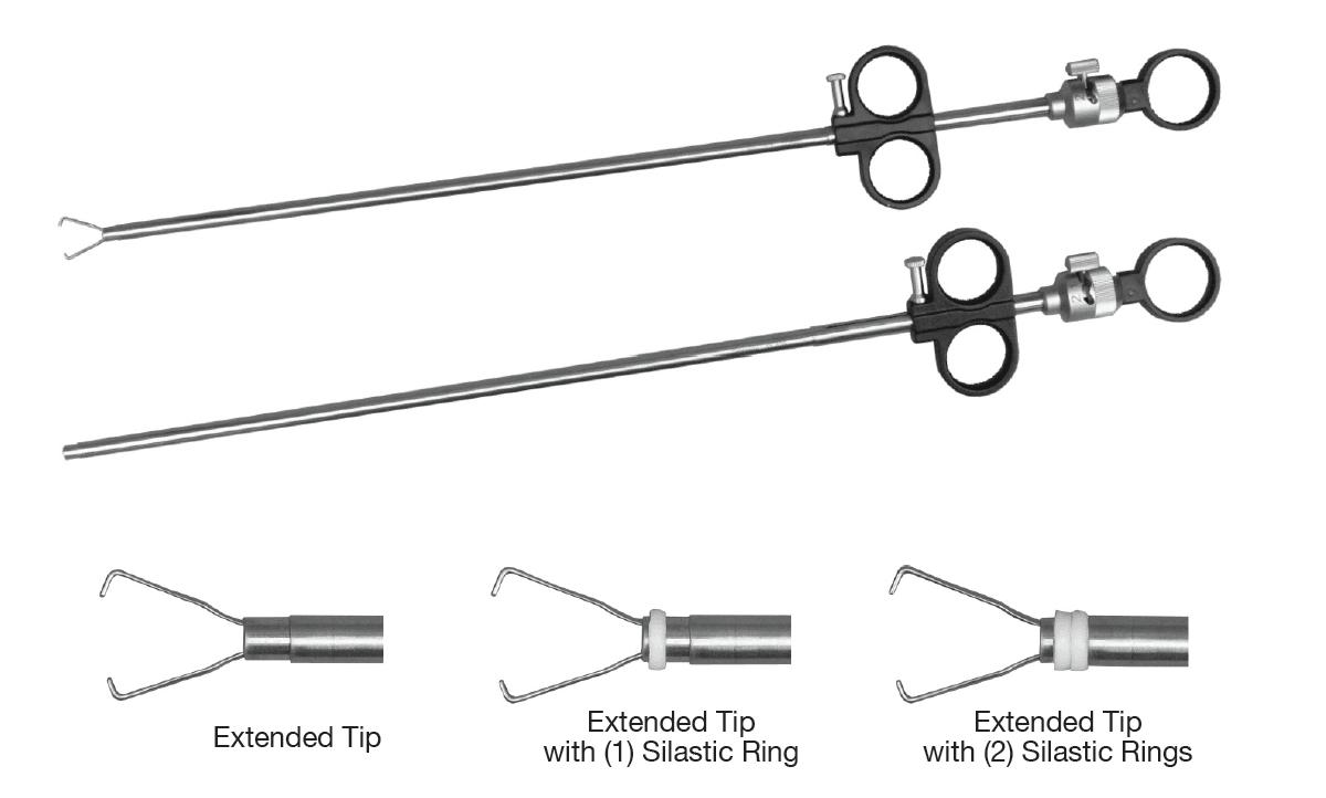 Fallope Ring Applicator in Laparoscopy