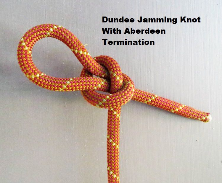 Dundee Jamming Knot