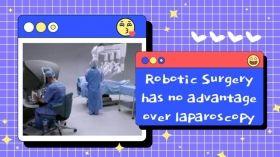 लेप्रोस्कोपिक सर्जरी पर रोबोटिक पेट की सर्जरी का कोई फायदा नहीं है: मेटा-विश्लेषण