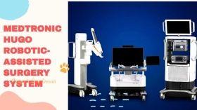 मेडट्रॉनिक ह्यूगो रोबोटिक-असिस्टेड सर्जरी सिस्टम
