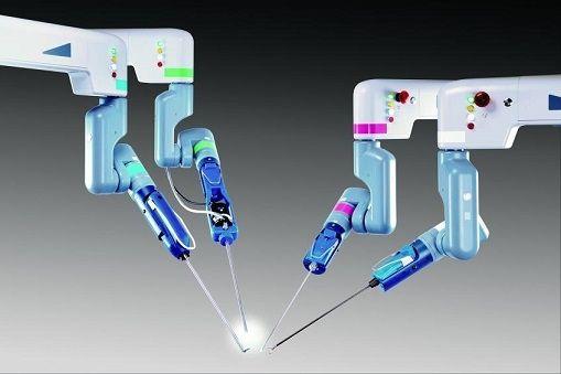 Transenterix Robot