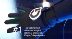 Ericsson and King's College London demonstrate 5G tactile robotic surgery