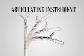 New articulating 15mm Single port laparoscopic instrument