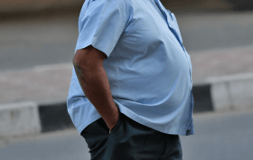 According to WHO: Nearly 20 to 40% of the Adult Population in India are Affected by Obesity