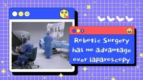 Robotic abdominal surgery has no advantage over laparoscopic surgeries: meta-analysis