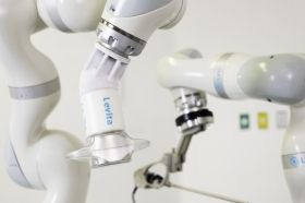 Magnetic Robotic-Assisted Surgeries Performed with Levita Magnetics