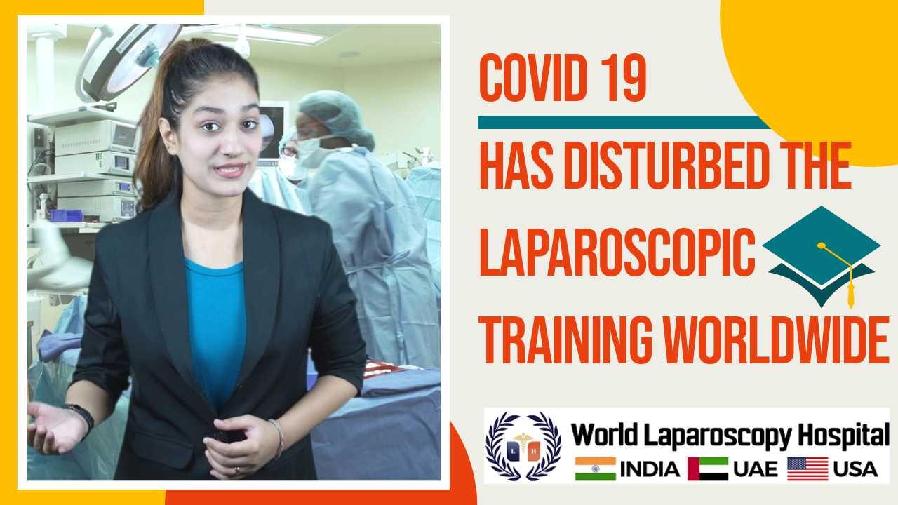 Impact of COVID-19 on Hands-On Training of Laparoscopic Surgery
