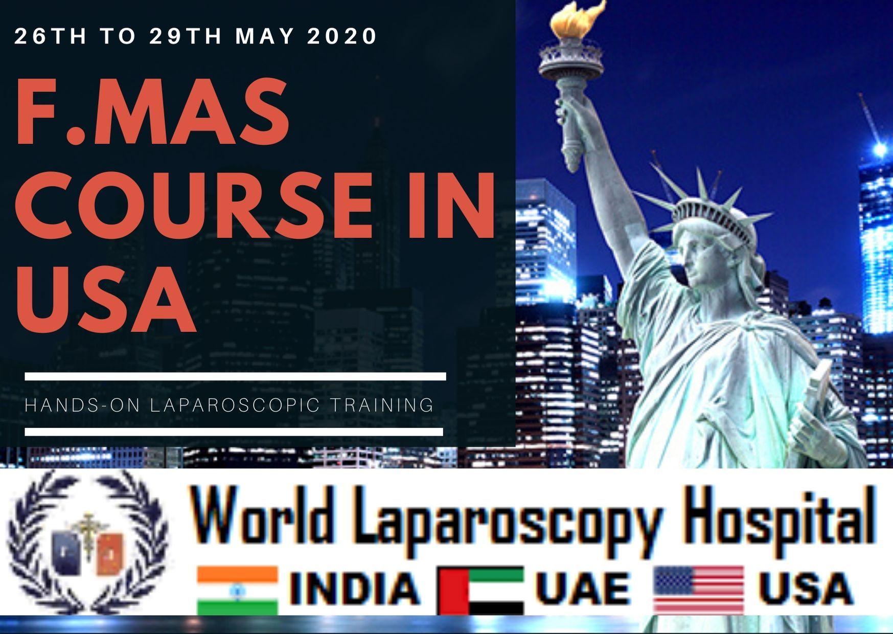 Laparoscopic Training in USA