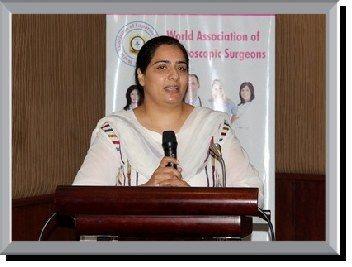 Dr Saadia Usman