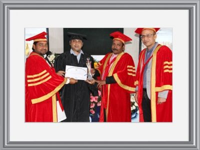 Dr. Saumen Chakraborti