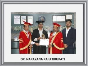 Dr. Narayana Raju Tirupati