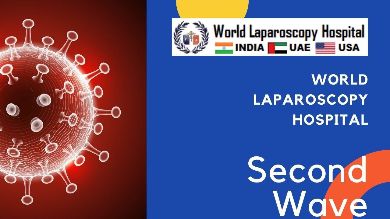 Second Wave of COVID 19 and responsibility of World Laparoscopy Hospital