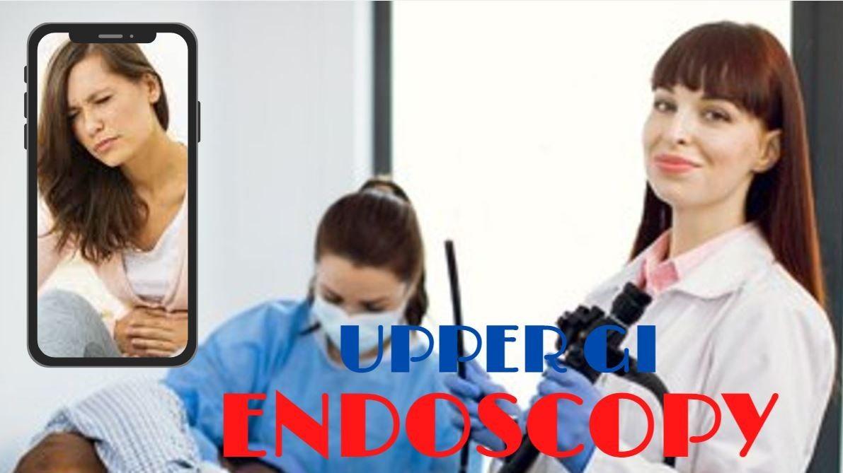 Upper GI Endoscopy at World Lapatoscopy Hospital